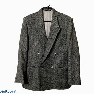 Vittorio Vasari Tweed Sports Coat 42S